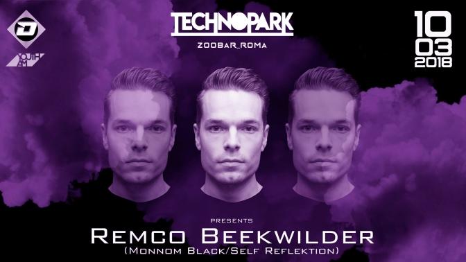 ZooBar Roma 10 Marzo | Technopark pres. Remco Beekwilder